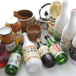ソウルマッコリやチャミスルなど韓国酒を多数取り揃えております♪