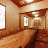最大20名様用 お座敷の完全個室