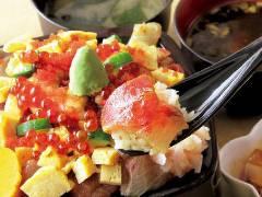 HANAREのちらし寿司