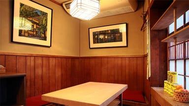 京都祇園新橋 しぐれ茶屋 侘助【わびすけ】 店内の画像