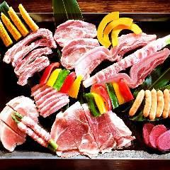 琉球焼肉 天の川食堂 てぃんがーら