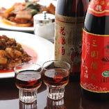 四川料理と紹興酒の相性はバツグン!