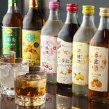 「杏露酒」「檸檬酒」など中国果実酒も豊富に取り揃えております