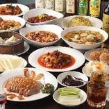 歓送迎会など、ご宴会にオススメ!本格四川料理や自慢のペキンダックなどが楽しめるコースをご用意しております◎