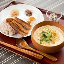 【豆乳スープのセット】湯河原十二庵の豆乳スープ