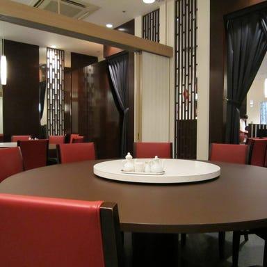 北浜 上海食苑  店内の画像