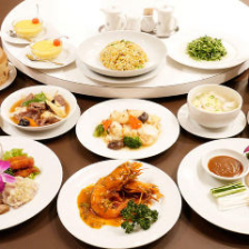 上海料理を食べ尽くす飲み放題付コース