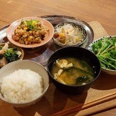 ハマミ食堂 カオトオカ 茅ヶ崎