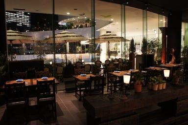 BISTRO RUBAN 横浜ベイクォーター 店内の画像
