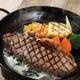 熱々鉄板でステーキはいかがですか?
