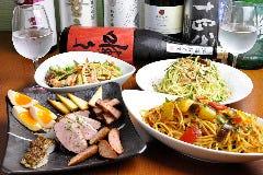 日本酒バル YODARE 蒲田店