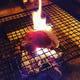 炭火焼料理を提供