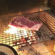 和牛や豚、お肉料理がおすすめ♪