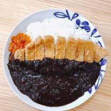 【1日限定20食】絶品の欧風黒カレー