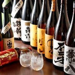 日本酒 飲み放題 まんまる 京橋
