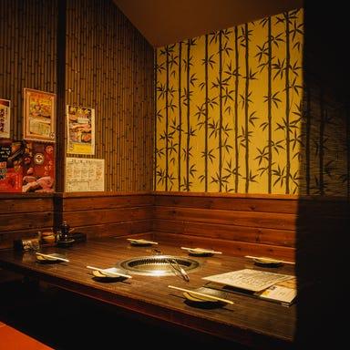 板前焼肉 一笑 西中島 店内の画像