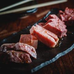 本日のお肉五種盛り