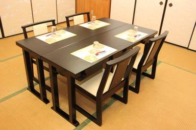 日本料理 やっかん 海鮮BBQ YAKKAN TERRACE -碧ao- 店内の画像
