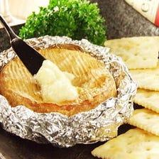 まるごとカマンベールチーズ燻製