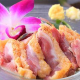 【希少!!】碁石鶏のたたき【鹿児島県】