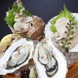 北海道直送の新鮮な牡蠣を立川で年中楽しめる【北海道】