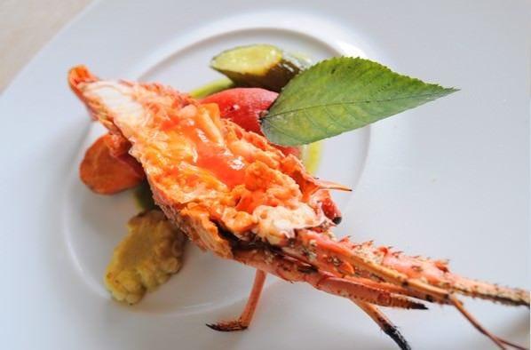 魚、肉、野菜の素材本来の美味しさ