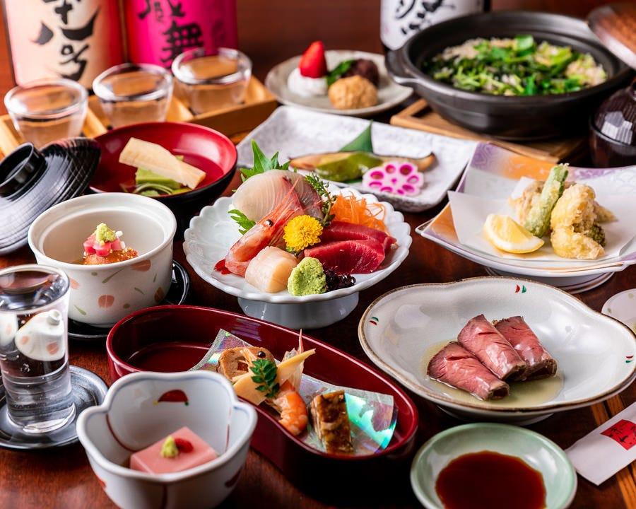 【全10品】味わい屋の宴…料理3500円  歓送迎会/同窓会 /接待