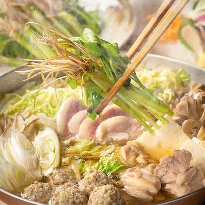 せり鍋など仙台の名物料理が多数