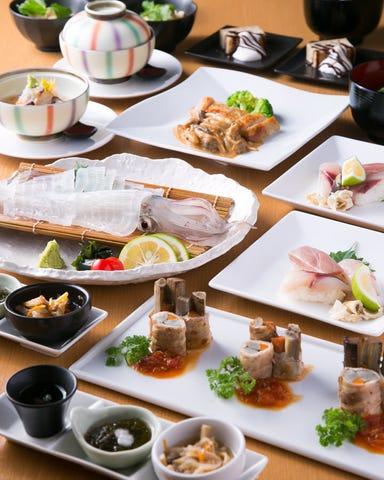 博多魚いち いっ笑  コースの画像