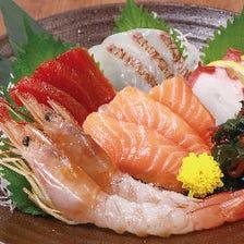 【今日は贅沢に】魚民自慢の魚料理
