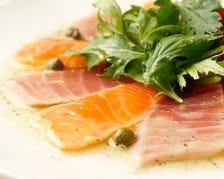 日替り鮮魚のカルパッチョ