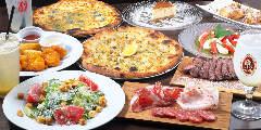 極上のピザ Ale House Lucy