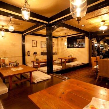 創作料理とお酒 隠れ家  店内の画像