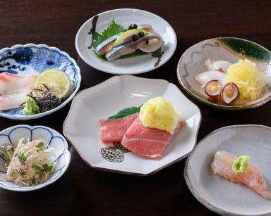 日本料理 尾前  コースの画像
