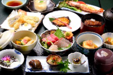 5000円仏事料理コース