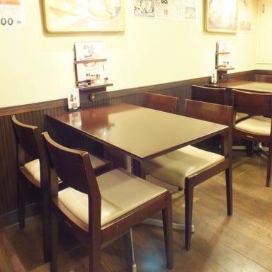 鉄板居酒屋 京とんちん亭 京都駅北店 店内の画像