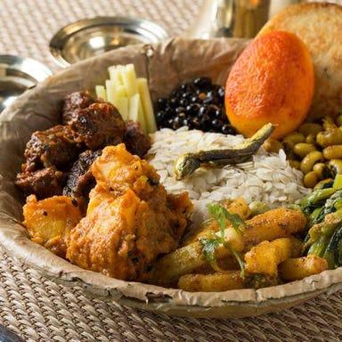 ネパール民族料理 アーガン  コースの画像
