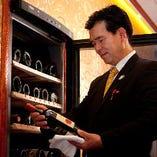 シニアソムリエが中華料理との相性を考え選ぶ選りすぐりのワイン