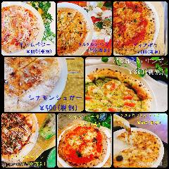 Mean's Pizza&Caffe bar 熊本田崎