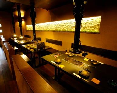 焼肉 hachi  メニューの画像