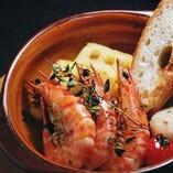 県産の車海老。味わいがとても良いです。