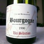 1990 BOURGOGNE ROUGE LOU DUMONT