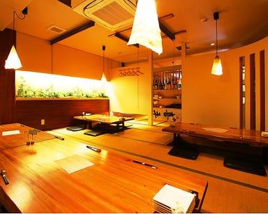 岡山の旬と酒の店 わすけ  店内の画像
