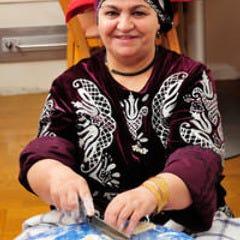トルコのママの愛情こもった 手作り料理