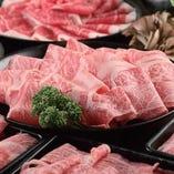 厳選された良質のお肉がたくさん!!