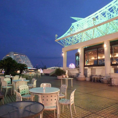resora BBQ KOBE terrace  店内の画像