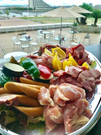 resora BBQ KOBE terrace  コースの画像