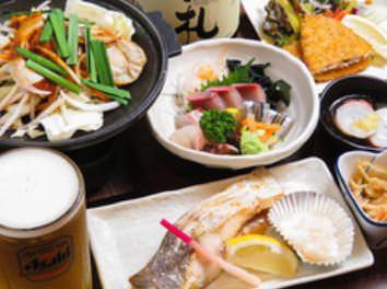 さかな屋さんの居酒屋 北島商店酒場  コースの画像