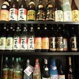 充実の飲み放題コース!焼酎、日本酒、ワイン、カクテル、ノンアルコールビールなど全30種類!