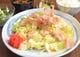 沖縄のもちもち麺を使用した絶品焼きそば!沖縄そばもありますよ